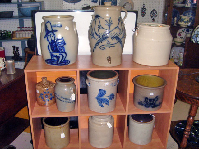 Virtual Mall Tour Fox And Hounds Antiques Mall And